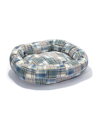 Madras Dog Bed - Supreme Paw Supply