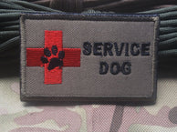 Service Dog Embroidery Patches - Supreme Paw Supply