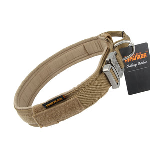 Spanker Tactical Dog Collar - Supreme Paw Supply