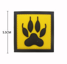 Load image into Gallery viewer, Blue Line Tactical K9 Patches - Supreme Paw Supply