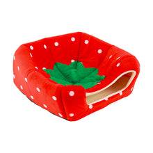 Load image into Gallery viewer, Strawberry Dog Bed - Supreme Paw Supply