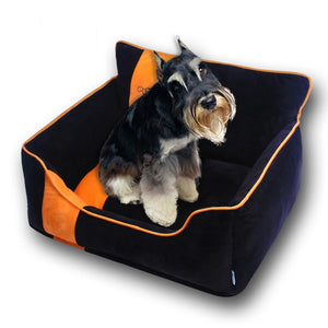 Plush Luxury Dog Bed - Supreme Paw Supply