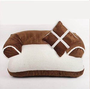 Luxury Quilt Dog Bed - Supreme Paw Supply