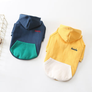 Beache Dog Hoodie - Supreme Paw Supply