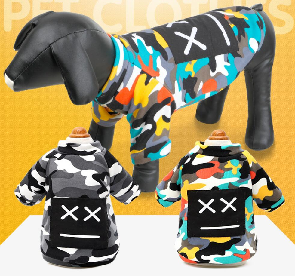 PAWZ Rainbow Camouflage Dog Tee - Supreme Paw Supply
