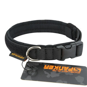 Spanker Plastic Tactical Dog Collar - Supreme Paw Supply
