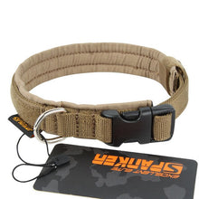Load image into Gallery viewer, Spanker Plastic Tactical Dog Collar - Supreme Paw Supply