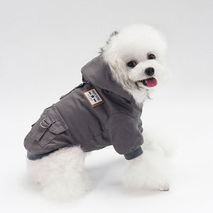 Cornwell Dog Jacket - Supreme Paw Supply