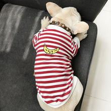 Load image into Gallery viewer, Banana Stripe Sweater - Supreme Paw Supply