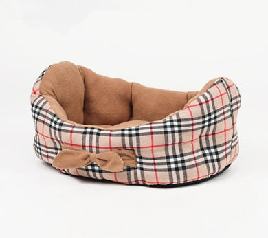 Furberry BowKnot Dog Bed - Supreme Paw Supply