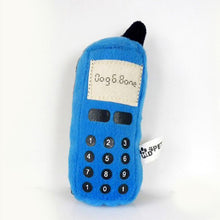 Load image into Gallery viewer, Dog & Bone Cellphone Dog Toy - Supreme Paw Supply