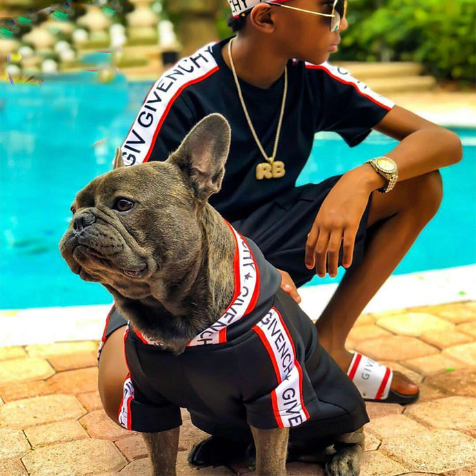 Hypebeast Dog Clothes The Supreme Paw Supply