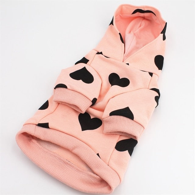Hypnotized Dog Hoodie - Supreme Paw Supply