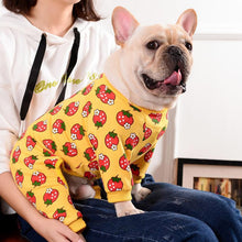 Load image into Gallery viewer, Veggie Dog Jumpsuit - Supreme Paw Supply