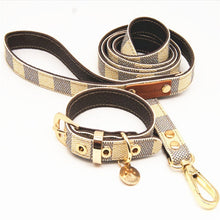 Load image into Gallery viewer, Chewy V Leash & Collar Set - Supreme Paw Supply
