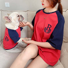 Load image into Gallery viewer, Billionaire Pup Baseball Tee - Supreme Paw Supply