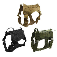 Load image into Gallery viewer, Tactical Dog K9 Harness - Supreme Paw Supply