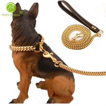 Load image into Gallery viewer, Classic Cuban Link Dog Leash - Supreme Paw Supply