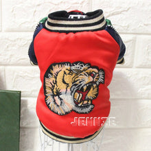 Load image into Gallery viewer, Tiger Track Jacket - Supreme Paw Supply