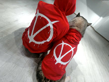 Load image into Gallery viewer, VBone Drip Dog Hoodie - Supreme Paw Supply