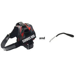 Reflective Emotional Support No-Pull Dog Harness & Leash Set - Supreme Paw Supply