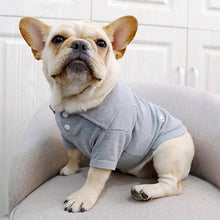 Load image into Gallery viewer, Frenchiez Polo Dog Shirt - Supreme Paw Supply