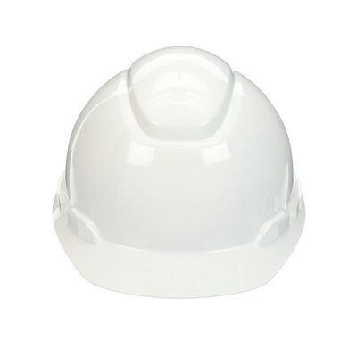 Hard Hats 3M H-701P Hard Hat White