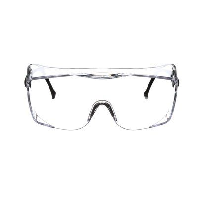 3M 12159-00000-20 Glasses 12159 Ox Black Temple With Clear Lens (Moq Is 20)