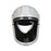 Powered Respirators & Parts 3M M-206N Versaflo Respiratory Faceshield Assembly M-206 With
