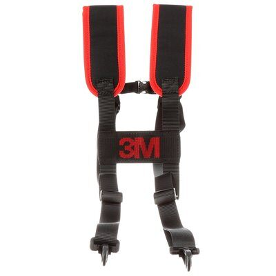 Powered Respirators & Parts 3M TR-329 Versaflo Suspenders Black