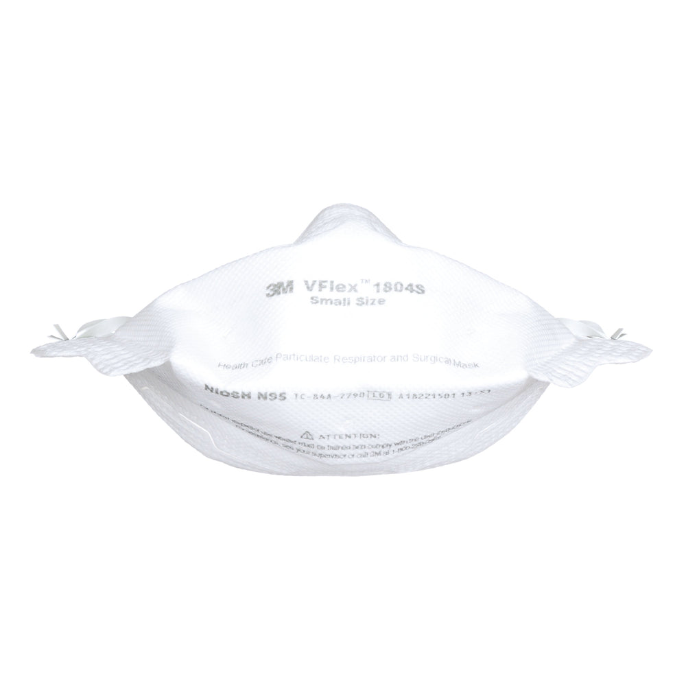 healthcare particulate respirator and surgical mask