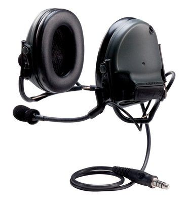 Hearing Protection & Parts 3M MT17H682BB-47-SV Mt17H682Bb-4 Sv Swat-Tac Ach Sngl Comm