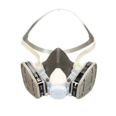 Respirator Assembly 3M 5301 Organic Vapour Respirator Assembly (Large)