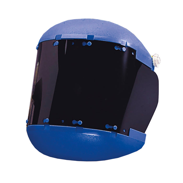 Face Shields Sellstrom S38150 Dual Crown Face Shield With Ratcheting Headgear