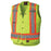 Vests Pioneer V1010860-4XL Hi-Viz Drop Shoulder Tear-Away Surveyor'S Safety Vest