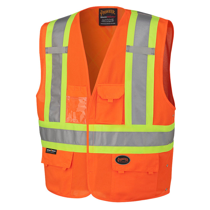 Vests Pioneer V1020250-4/5XL Hi-Viz Safety Vest