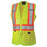 Vests Pioneer V1021860-L Hi-Viz Women'S Safety Vest