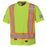 T-shirts Pioneer V1050560-2XL Cotton Safety T-Shirt