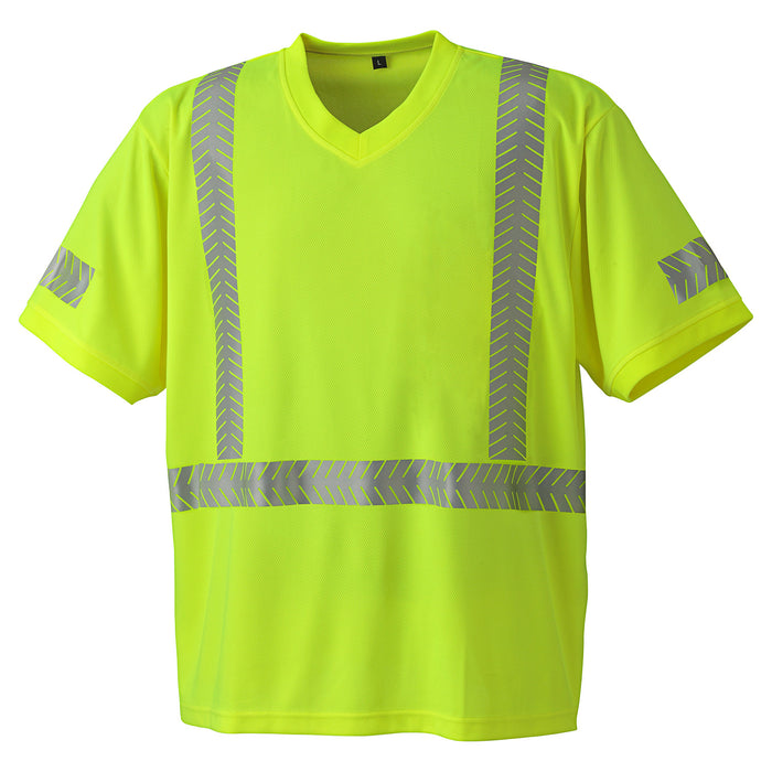 T-shirts Pioneer V1052160-L Ultra-Cool Ultra-Breathable Safety T-Shirt