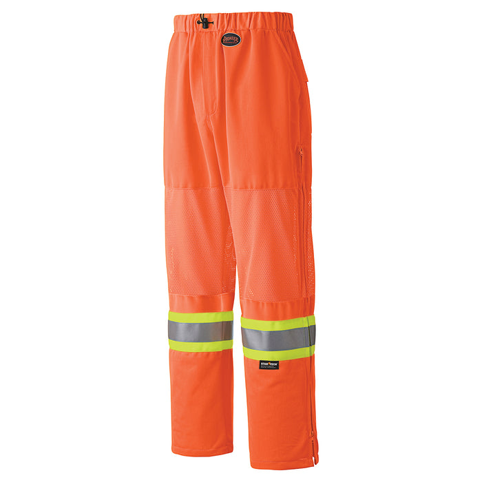 Pants Pioneer V1070350-XS Hi-Viz Traffic Safety Pant