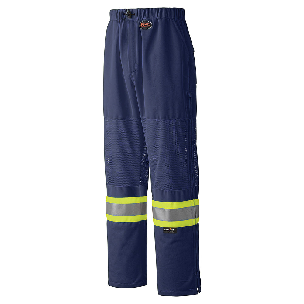 Pants Pioneer V1070380-L Hi-Viz Traffic Safety Pant