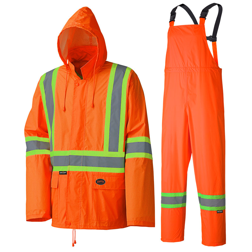 Rain Suits Pioneer V1080150-S Lightweight Waterproof Suit