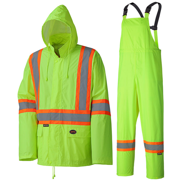 Rain Suits Pioneer V1080160-2XL Lightweight Waterproof Suit