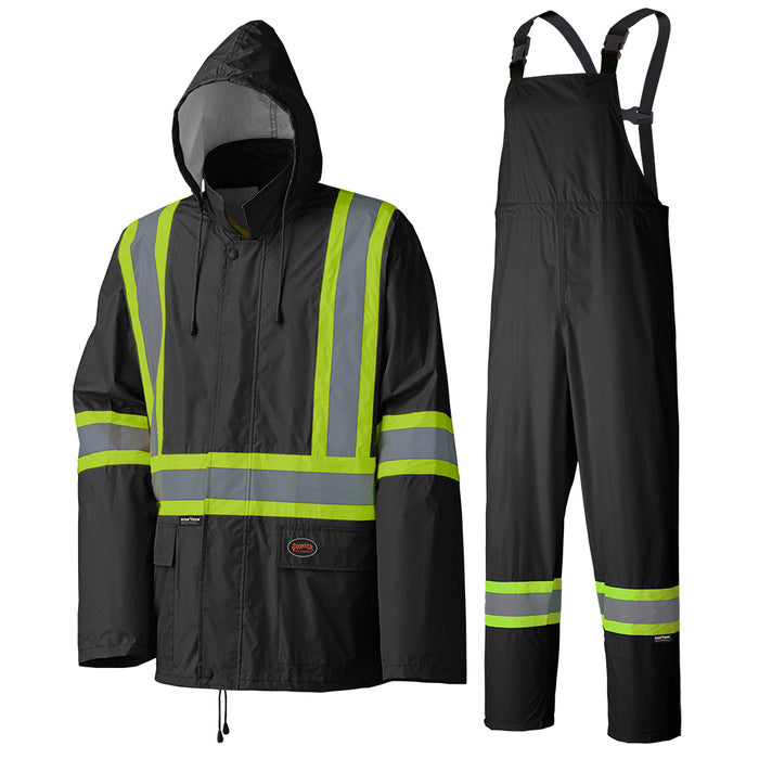 Rain Suits Pioneer V1080170-XS Lightweight Waterproof Suit