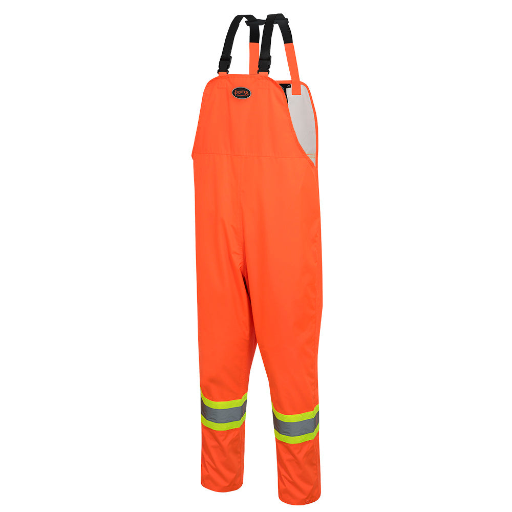 Bib Pants Pioneer V1082350-4XL 300D Oxford Polyester Bib Pant With Pu Coating