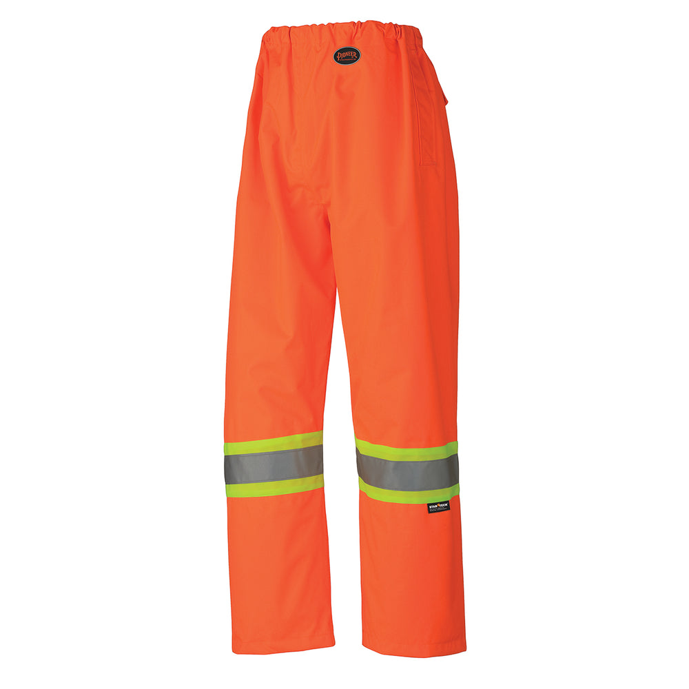 Pants Pioneer V1110350-2XL 450D Hi-Viz 100% Waterproof Pant