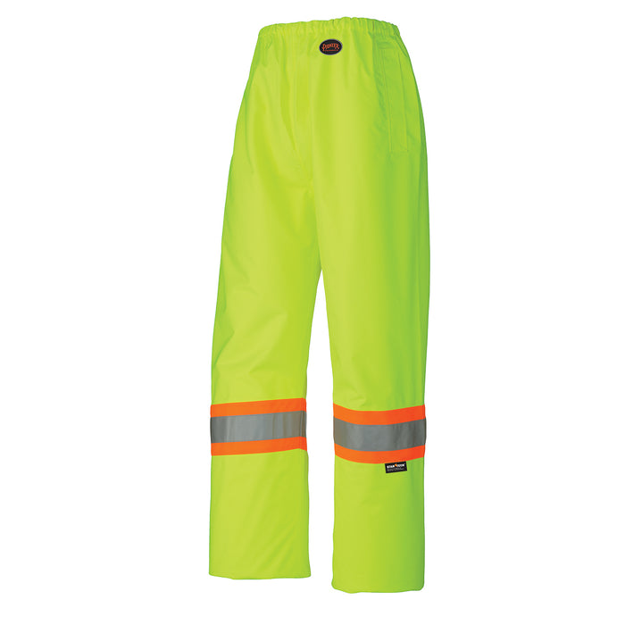 Pants Pioneer V1110360-2XL 450D Hi-Viz 100% Waterproof Pant