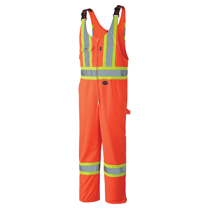 Overalls Pioneer V1160250-L Hi-Viz Safety Poly/Cotton Overall