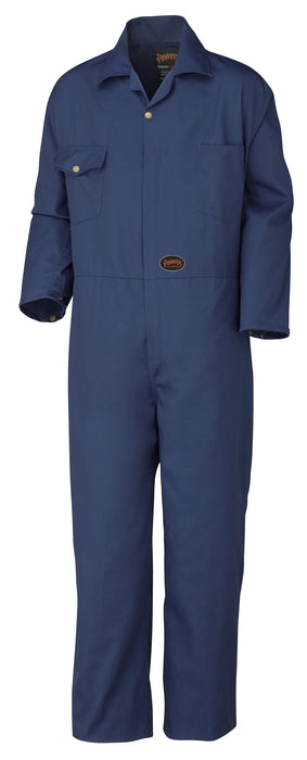 Coveralls Pioneer V202038T-50 Safety Poly/Cotton Coverall