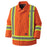 Parkas Pioneer V206035A-L Hi-Viz Quilted Cotton Duck Parka (Large)